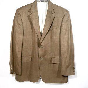 Oscar De La Renta Sport Coat Jacket 44R